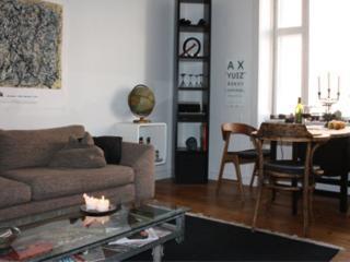 Lovely Copenhagen apartment at Noerrebro
