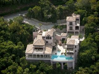 Villa Carlota at Upper Peter Bay, St. John - Ocean View, Gated Community, Pool