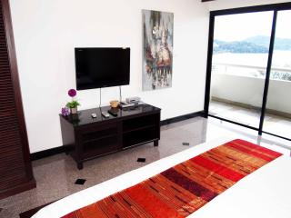 Beautiful seaview condo Patong Tower, Phuket