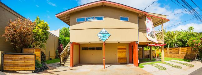 Exterior of Paia Surf