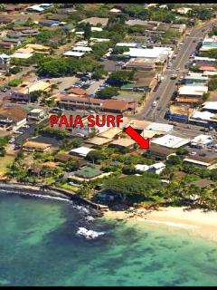 Where Paia Surf is located