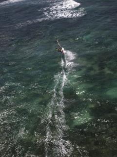 Windsurfing a few minutes away!!!