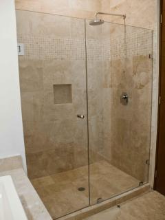 Bathroom showers ( both same)