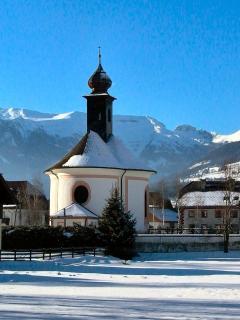 Oldest Church in Salzurg County