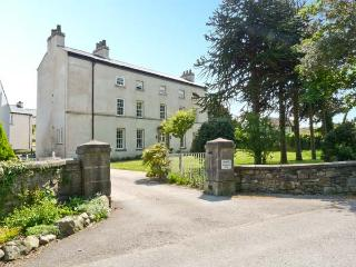 6 CARK HOUSE, second floor apartment, two bedrooms, shared gardens, shop and pub