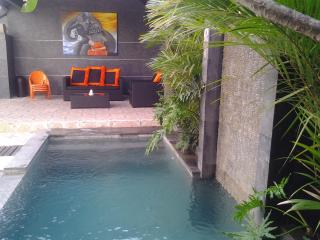 pool outdoor area