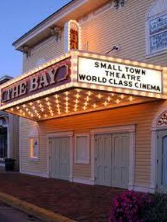 Historic theater in Suttons Bay
