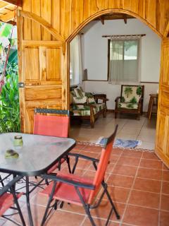Villa Carambola Patio