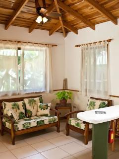 Villa Carambola Living Room