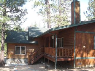 Pine Retreat Cabin - Front
