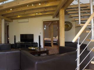 Living room (Downstairs) - Attic Olivova II - Luxury Four Bedroom Apartment