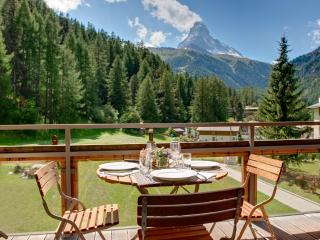 Chalet Altesse - spacious apartments for rent, Zermatt