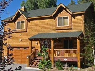 Walk to ski! Big Bear Luxury Cabin (3BR, 2000sqft), Moonridge