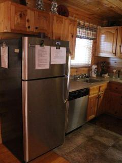 New stainless appliances 2/13