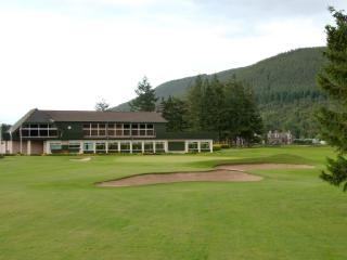 Luxury apartment near Balmoral in Royal Deeside