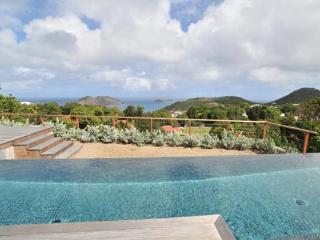 Contemporary villa with view over the ocean & Bonhomme Island WV CAS2, Colombier
