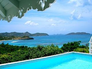 Caribbean style villa with spectacular ocean views WV MAG