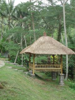 Gazebo of Villa Beji Indah