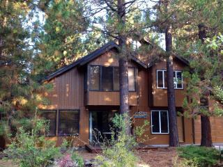 Cozy Cabin Among Towering Ponderosas.