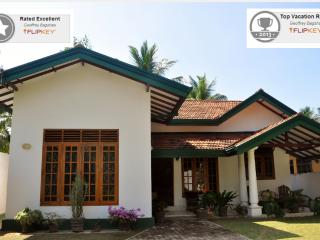 Coconut Garden 3 bedroom house with swimming pool.