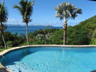 Virgin Gorda BVI villa 4 bdrm 4 bath with pool
