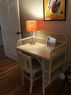 Guest Bedroom Writing Nook