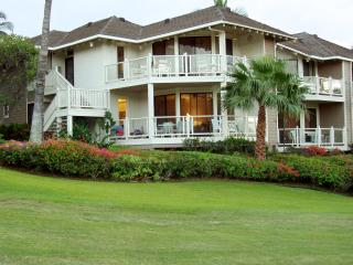 Grand Champions Villas from Old Blue Course 7th fairway
