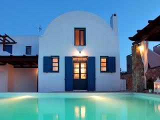 Greek Island Villa on Santorini  - Akrotiri Residence