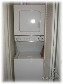 Washer and Dryer inside this condo..Huge Savings!