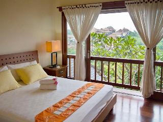 Upstairs Bedroom With Beautiful View