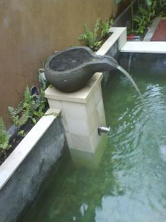 One Of The Garden Water Features