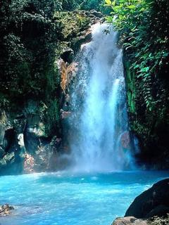 Rio Celeste - awesome colors