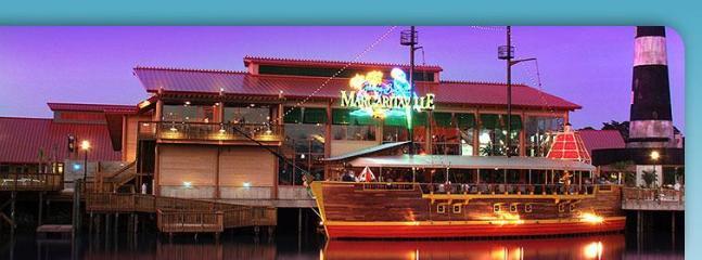 Margaritaville-Broadway at the Beach