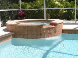 Heated Whirlpool Spa