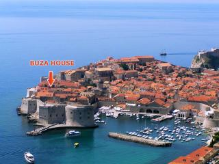 Buza House, Dubrovnik