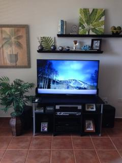 HD TV with blue ray