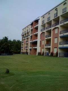 Apartments from outside