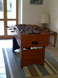 Table footy