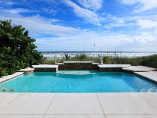 June/July $pecials - Luxury Pool Home - Direct Ocean Front - 4BR/4.5BA - #4427