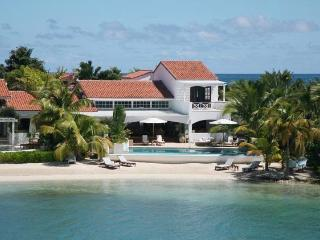 Sandy Cove at Jumby Bay, Antigua - Beachfront, Pool, Private Beach