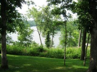 Overlooking Lake Galena
