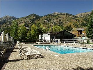 Value Priced Condo with Great Amenities - Walk to Gondola, Tram, Shops, Restaurants (3535), Jackson