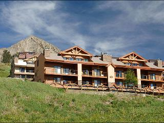 Two-Level Condominium - Close to the Shuttle Stop (1121), Crested Butte