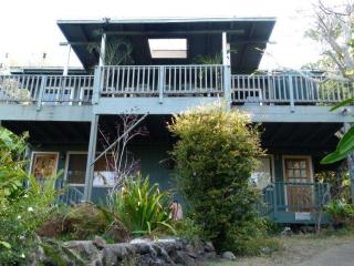 Rainbow Plantation B&B - peaceful oceanview retreat