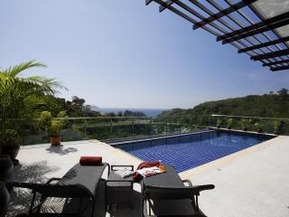 Phuket Kamala - Sea View, Private Pool, 3 bedrooms