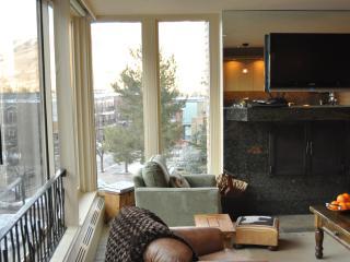 Living Room Corner View