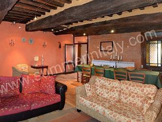 Villa Ordea, Lisciano Niccone