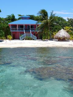 the coral house on treasure beach