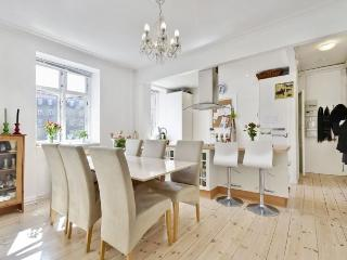 Pretty Copenhagen apartment at Oesterbro, Copenhague