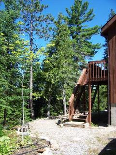 Camp Serendib, Lakefront Cottage,Private,3 bdrms,1.5hrs from Ottawa